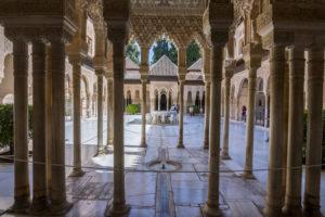 Patio de los Leones – Alhambra